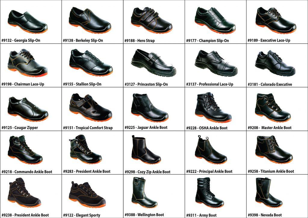 katalog sepatu safety dr osha