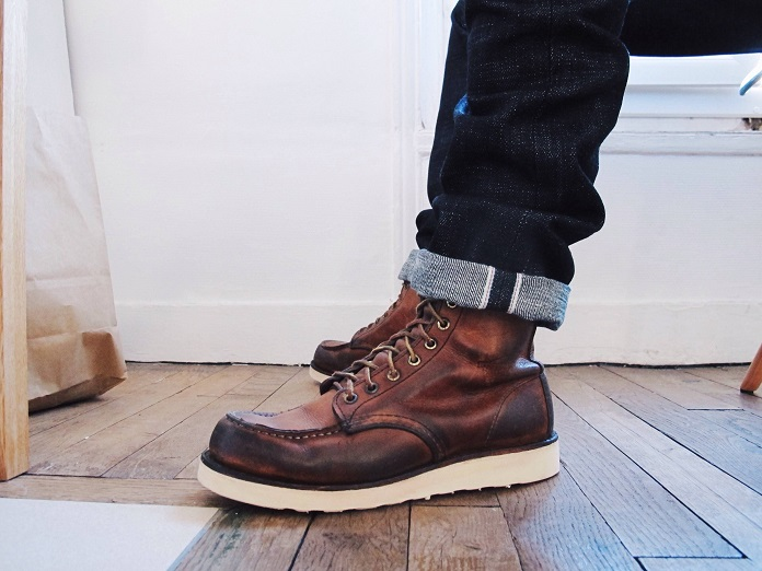 sejarah sepatu safety